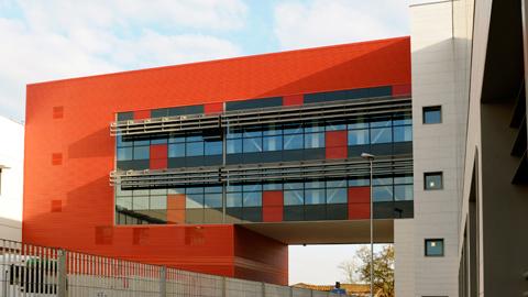 Prato - Centro logistico direzionale